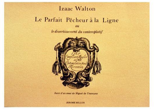 izaac-walton-le-parfait-pecheur-la-ligne-jerome-millon-1986